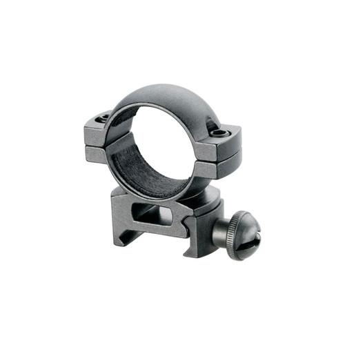 """Tasco 1"""" Weaver-Style Rings Matte High Made of Aluminum 793DSC"""