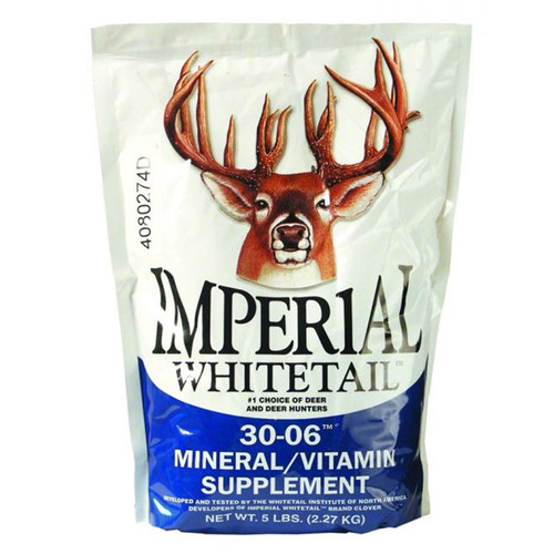 Whitetail Institute Imperial 30-06 Deer Supplement 5Lb Bag MIN5
