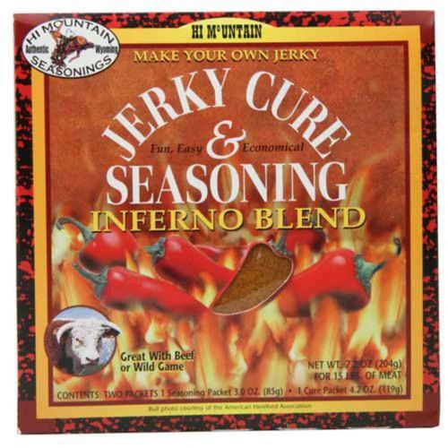Hi Mountain Seasoning Inferno Blend Jerky Kit