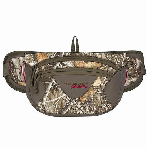 Fieldline QCF123RTED Montana Realtree Edge Camo Hunting Waist Pack Bag Pack