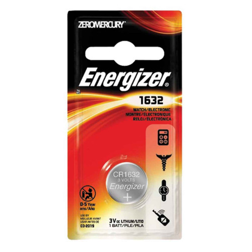 Energizer 1632 Lithium Battery 1 Pack