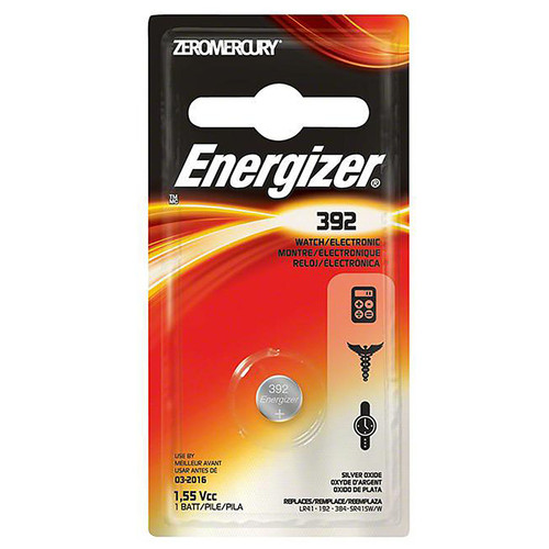 Energizer 392 Battery 1 Pack
