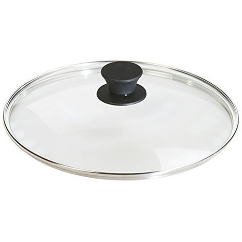 """Lodge 10.25"""" Tempered Glass Lid"""