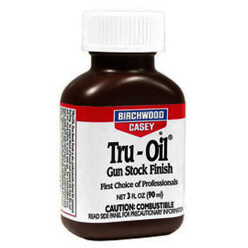 Birchwood Casey Tru-Oil Gun Stock Finish 3 oz Bottle, 23123