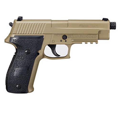 Sig Sauer 226F-117-12G-16-F P226 Air Pistol .177Cal Pel Metal Bbl Sights 16Rnd