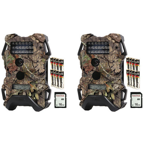 Wildgame Innovations DRT Extreme 8MP IR Game Camera Combo 2 Pack