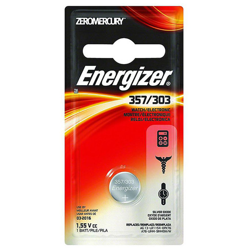 Energizer 357BPZ Battery 1 Pack