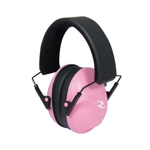 Radians Lowset Compact Earmuffs Pink, LS0800CS