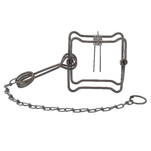 Duke #110 BT Body Trap Steel Silver, 0400