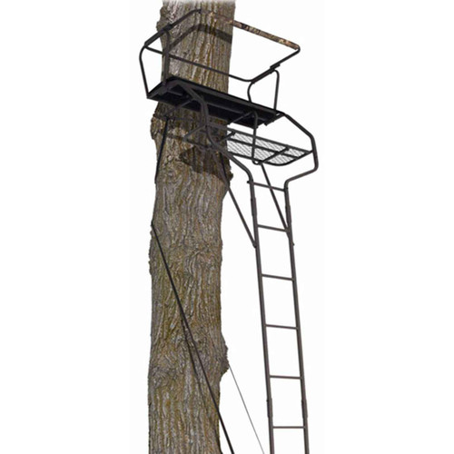Big Game 18ft Guardian XLT Two-Person Ladderstand LS4860