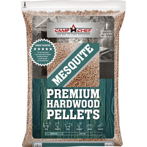Camp Chef Mesquite BBQ Pellets