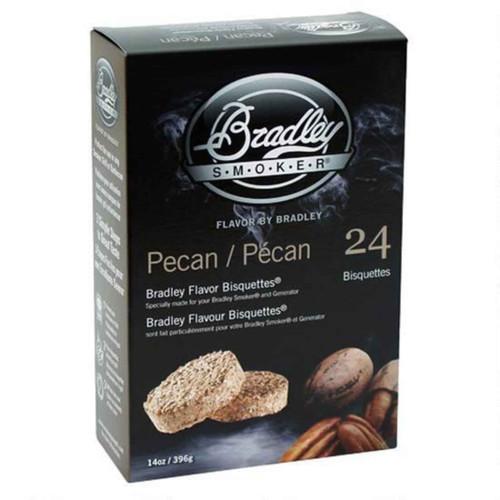 Bradley Smoker Bisquettes Pecan Flavor 24Pk