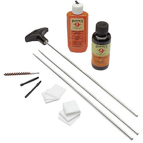 Hoppes Pistol Cleaning Kit Steel Rod .22Cal PCO22B