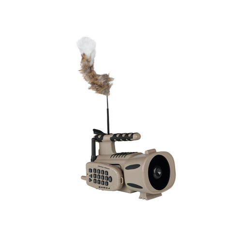 Lucky Duck Rebel Predator Electronic Caller with Decoy
