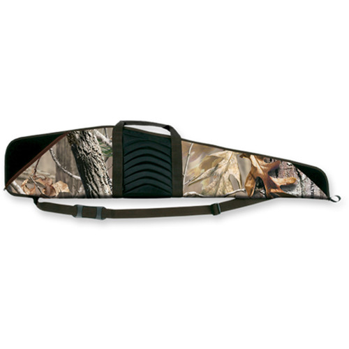 Bulldog Cases Pinnacle Rifle Case Mossy Oak with Black Trim 48 Inch, BD206