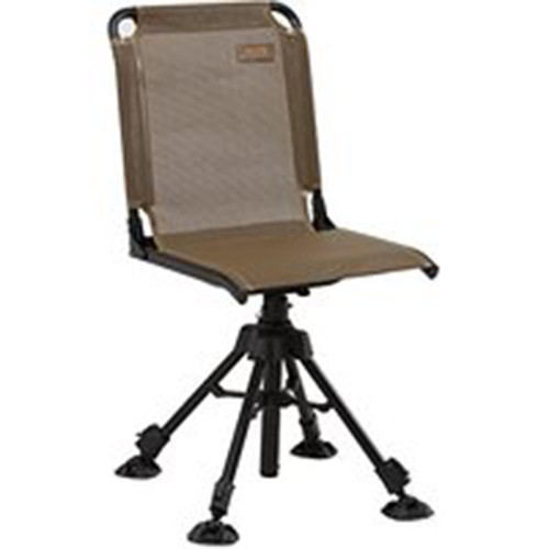 ALPS Outdoorz Stealth Hunter Swivel Chair Brown, 8433014