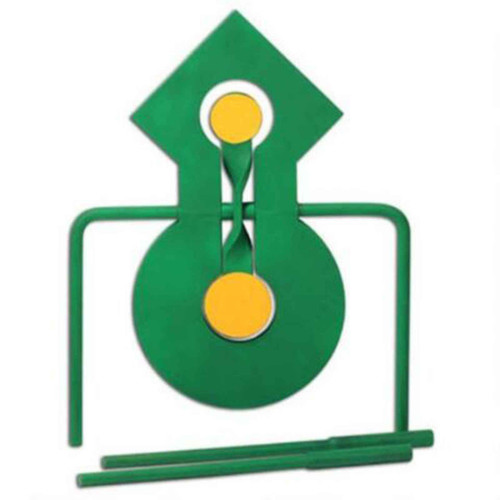 Champion Double Reaction Metal Spinner Target