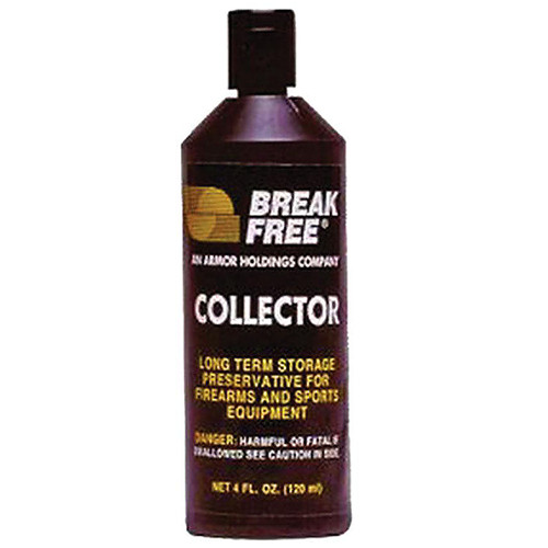 Break-Free Collector Long Term Storage Preservative 4 Ounce Liquid, CO-4-100