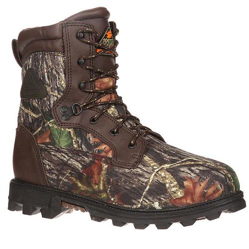 Rocky Unisex FQ0003627 Mid Calf Boot Mossy Oak Break Up Camouflage