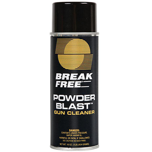 Break-Free Break-Free Powder Blast Gun Cleaner 12 Ounce Aerosol, GC-16-12