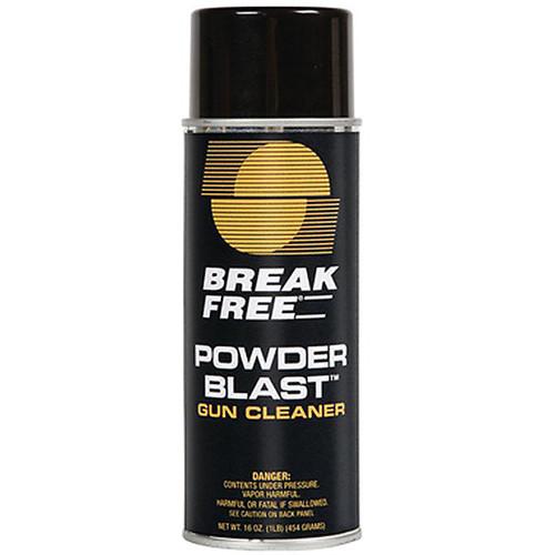 Break-Free Break-Free Powder Blast Gun Cleaner 12 Ounce Aerosol, GC-16-12