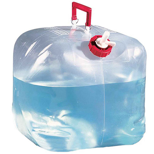 Reliance Fold-A-Carrier 2.5G/10L Collapsible Water Carrier