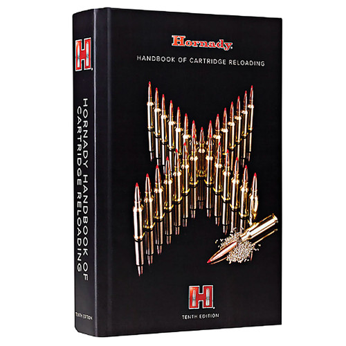 HORNADY� 99240 RELOADING HANDBOOK 10TH EDITION