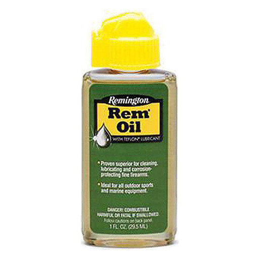 Remington Gun Oil 1oz 26617