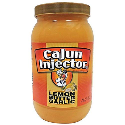 Zatarain's Cajun Injector Lemon Butter Garlic Refill