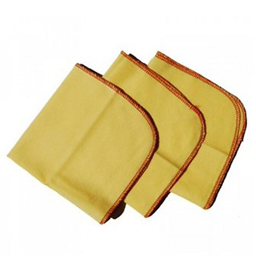 Pro-Shot Non-Treated Firearms Wipe Cloth Package Of Three 12x12 Inch, WIPE