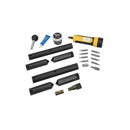 """Wheeler Professional Scope Mounting Kit Combo for 1"""" and 30mm 545454"""
