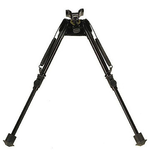 "Champion Pivot Bipod 9""-13"" Adjustable Aluminum Black, 40856"