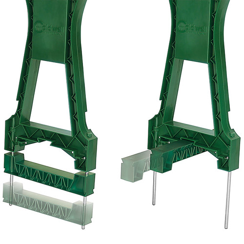 Caldwell Ultimate Target Stand Polymer Green, 707055