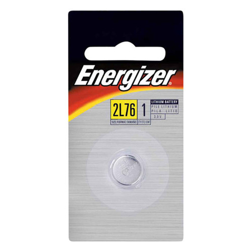 Energizer Lithium 2L76 (1/3N) Battery 1 Pack