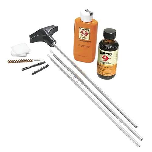Hoppe's .17/.20 Caliber Rifle Cleaning Kit Aluminum Rod, D17B