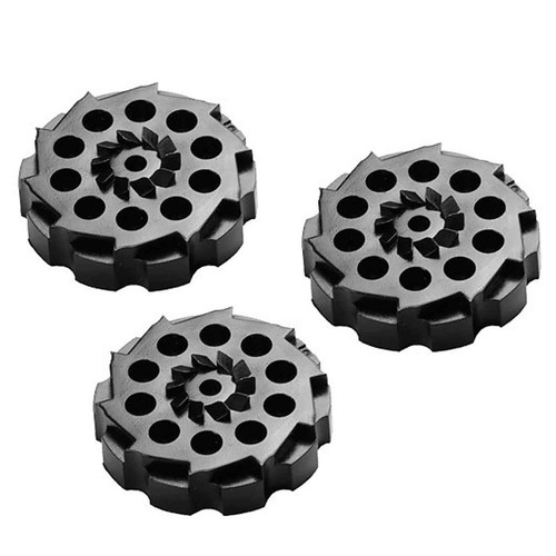 Crosman 0407T Rotary Clips, 3 Pack