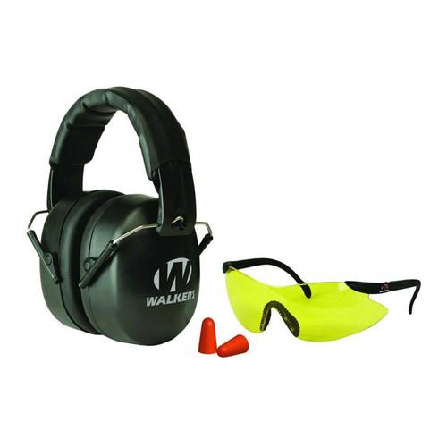Walkers Ext Folding Range Muff/Glasses/Plugs Combo, GWP-FP3GFP