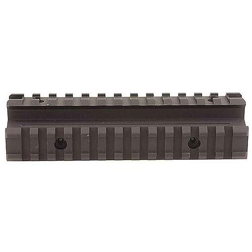 Weaver No. 97 BSA Monarch and Remington 1-Piece Detachable Top Black, 48097