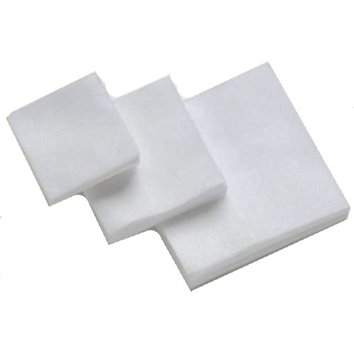 Hoppes Sontara Synthetic Square Cleaning Patches 17-20 Caliber 60PK 1201