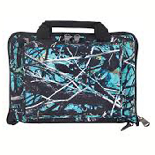 Bulldog Cases Muddy Girl Serenity Camo Mini Deluxe Range Bag with Strap