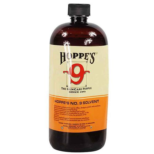 Hoppe's #9 Bore Cleaning Solvent Liquid 32oz, 932