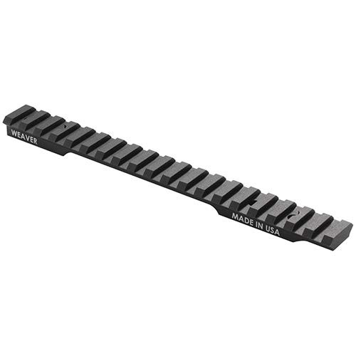 Weaver Extended Multi Slot BaseSavageage 10, 11, 12, 14, 16 SA (6-48) 99491