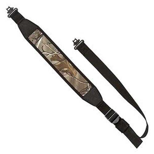 AA&E Realtree APG Neoprene Gun Sling with Buckle & Swivels, 8524685 386
