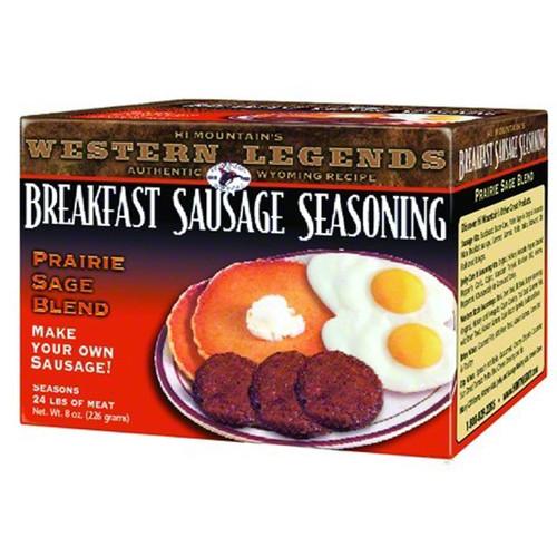 Hi Mountain Seasoning Prairie Sage Blend Breakfast Sausage Seasoning
