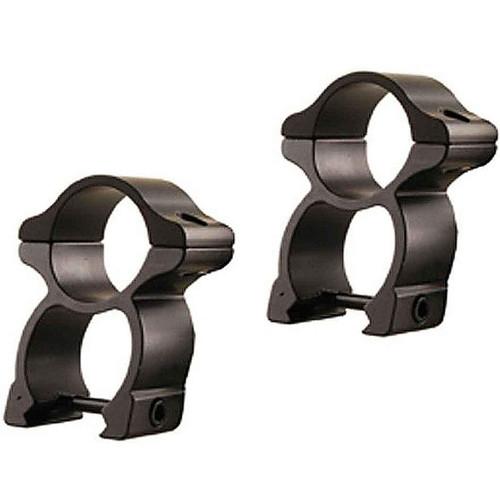 """Leupold See-Thru 1"""" Scope Rings High Black Matte, 55880"""