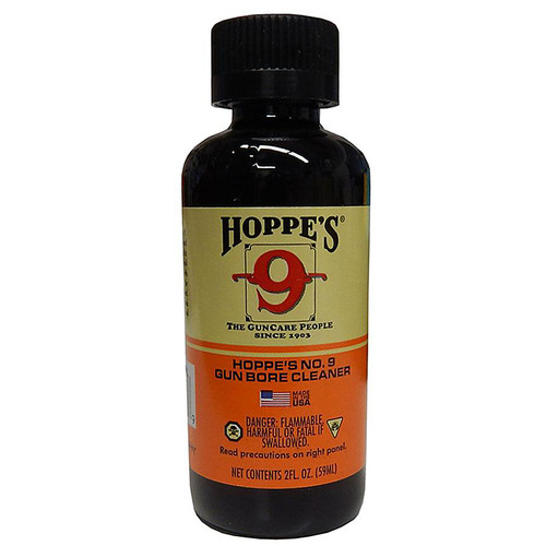 Hoppes #9 Bore Cleaning Solvent Liquid 2 oz, 902