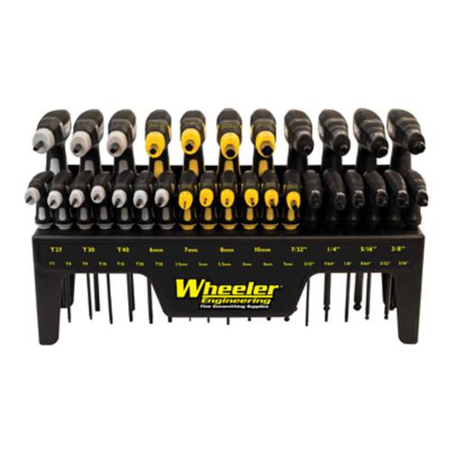 Wheeler P-Handle Driver Set 30Pc 1081957