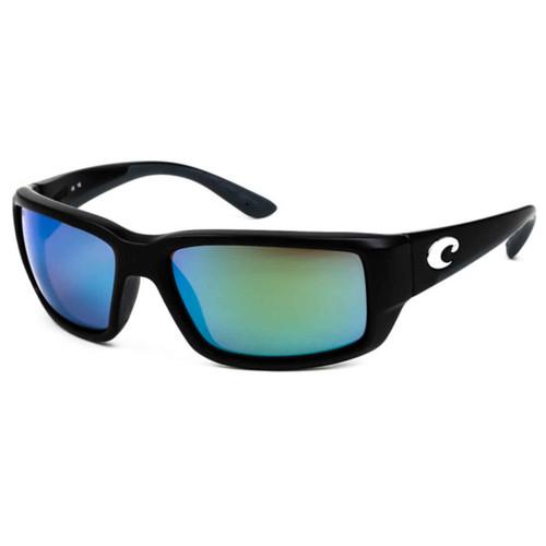 Costa Fantail Matte Grey Sunglasses Blue Polarized TF 98 OBMP