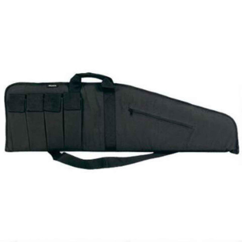 "Bulldog Extreme Tactical Rifle Soft Case 40"" with Pockets Nylon Black, BD421"
