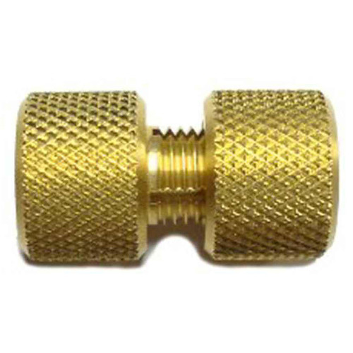Pro-Shot Cleaning Rod Stop 27 Caliber and Up Brass, ST2